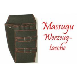 Massugu Werkzeugtasche mit Gürtel