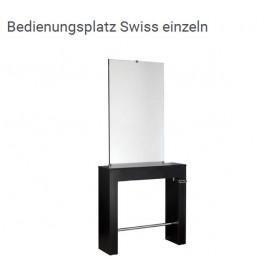 Comair Bedienungsplatz Swiss