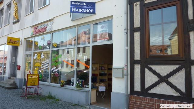 Hairshop Kohlrusch in Burg